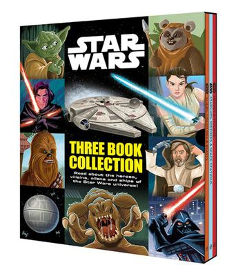 Star Wars: Three Book Collection