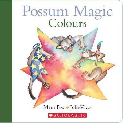 Possum Magic - Colours