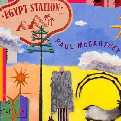 Paul McCartney: Egypt Station