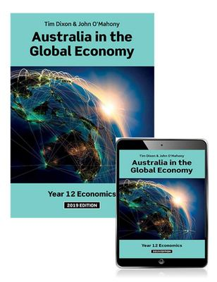 ST158 Australia in the Global Economy 2019 Student Book with Reader+