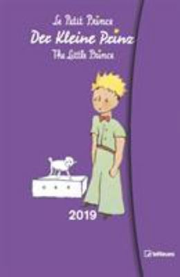 Magneto Diary Small Little Prince 2019