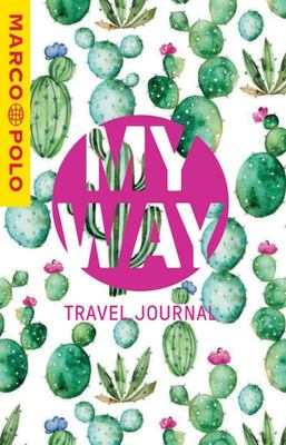 MY WAY Marco Polo Travel Journal (Cacti Cover)