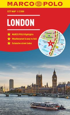 London Marco Polo City Map