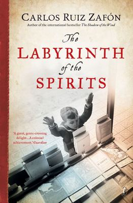 Labyrinth of the Spirits, The