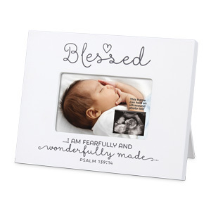 Blessed Baby Photo Frame