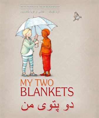 My Two Blankets - Farsi and English Edition