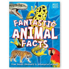 Fantastic Animal Facts - 384 Page