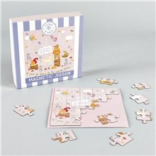 Bear Woodland Magnetic Puzzle