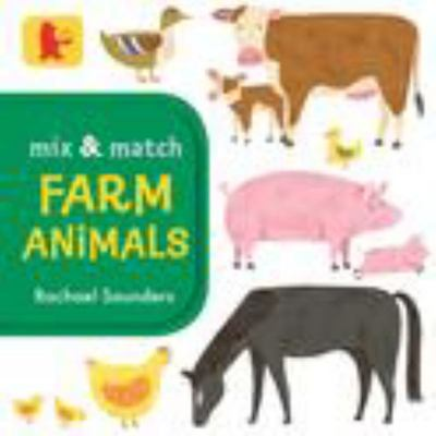 Mix and Match - Farm Animals