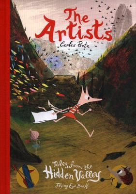 The Artists (Tales from the Hidden Valley #1)