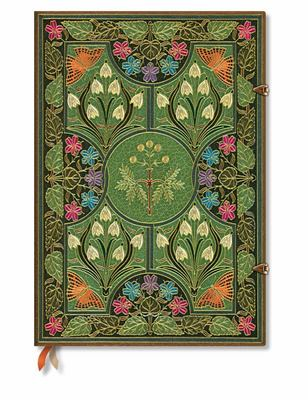 Paperblanks - Poetry In Bloom - Grande / unlined