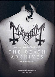 The Death Archives : Mayhem 1984-94