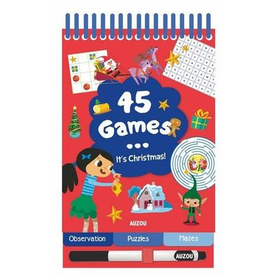 45 Games at Christmas