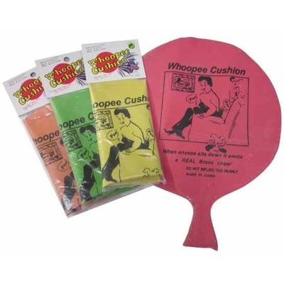 Whoopee Cushion Assorted Colours