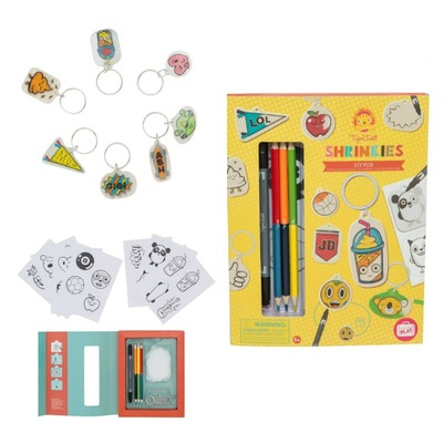DIY Fun Shrinkies