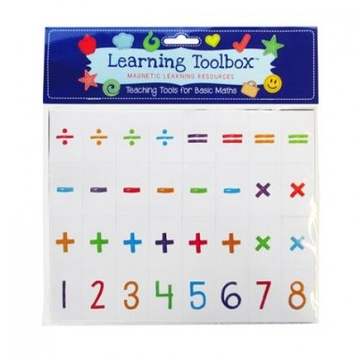 Teaching Tools for Basic Maths (Magnetic Learning Resources)