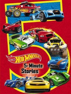 5-Minute Hot Wheels Stories