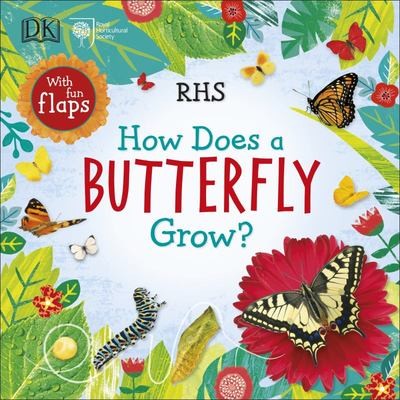 How Does a Butterfly Grow? (RHS)