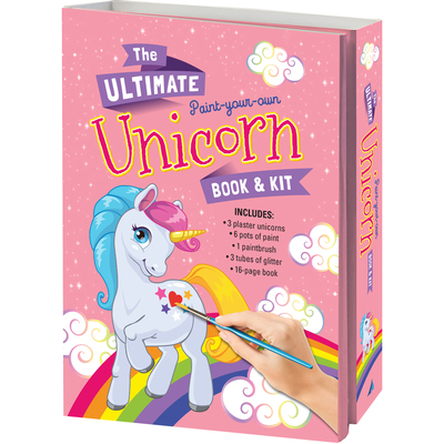 The Ultimate Paint a Unicorn Book and Kit
