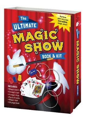 The Ultimate Magic Show Book & Kit