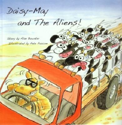 Daisy-May and The Aliens!