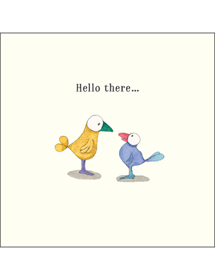 Card - Hello There