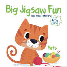 Big Jigsaw Fun  -Pets