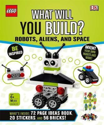Robots Aliens (LEGO What Will You Build?)