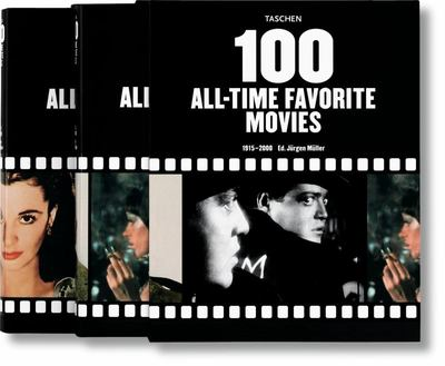 100 All-time Favorite Movies (2-vol. in slipcase)
