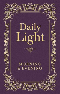 Daily Light: Morning and Evening Devotional (HB Brown)