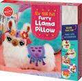 Sew Your Own Furry Llama Pillow (Klutz)