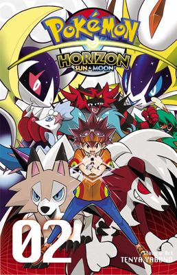 Pokémon Horizon: Sun and Moon, Vol. 2