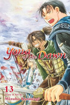 Yona of the Dawn, Vol. 13