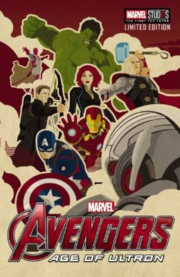 Marvel - Avengers Age of Ultron Movie Novel