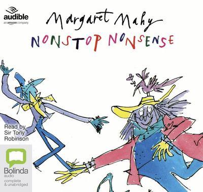 Nonstop Nonsense CD