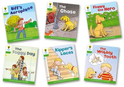 Biff Chip and Kipper Level 2 More Stories B Pack of 6