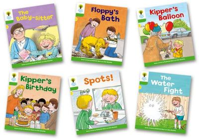 Biff Chip and Kipper Level 2 More Stories A Pack of 6