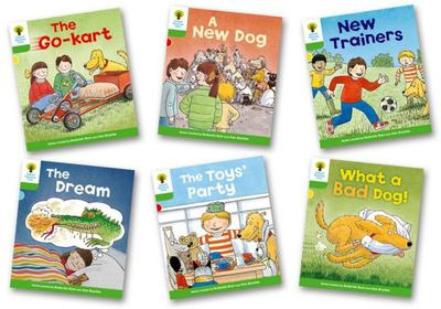 Biff Chip and Kipper Level 2 Stories Pack of 6