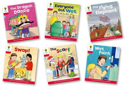 Biff, Chip and Kipper Level 4 More Stories B Pack