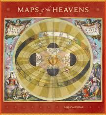 Maps of the Heavens  2019 Wall Calendar