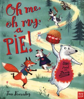 Oh Me, Oh My, a Pie!