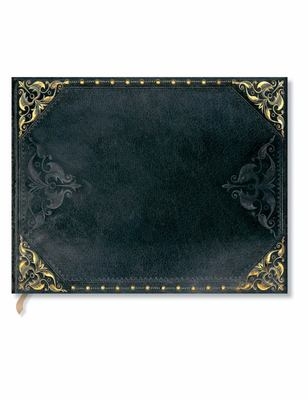 Midnight Rebel Guest Book (unlined)