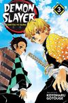 Demon Slayer: Kimetsu No Yaiba, Vol. 3