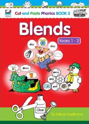 Blends: Years 1 and 2