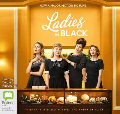 Ladies in Black (Women in Black FTI) (Audio CD; unabridged; 5 CDs)
