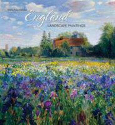 England - Landscape Paintings 2019 Calendar