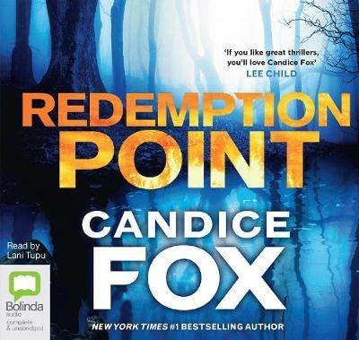 Redemption Point ( Crimson Lake #2) - Audio