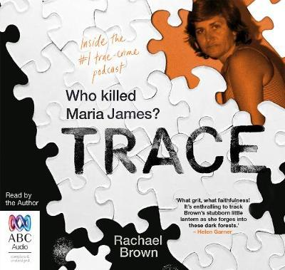 Trace - Who Killed Maria James? Audio