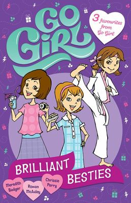 Brilliant Besties (Go Girl! Bind-Up)