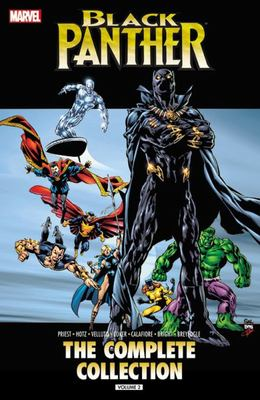 Black Panther by Christopher Priest - The Complete Collection Vol. 2
